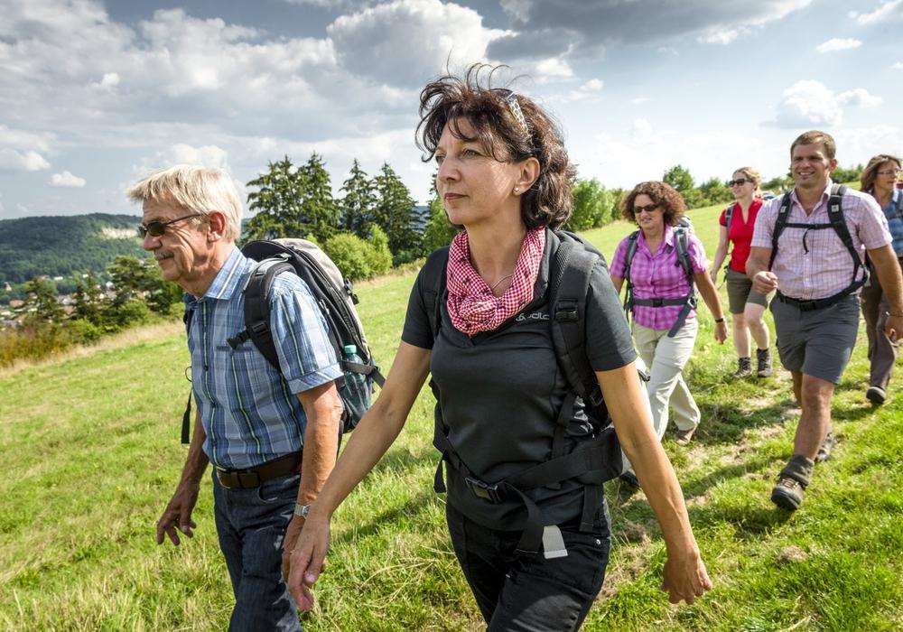 Am 14. Mai findet erstmals der Tag des Wanderns statt. Auch im Landkreis Goslar wird mitgewandert. Foto: A. Hub / Deutscher Wanderverband