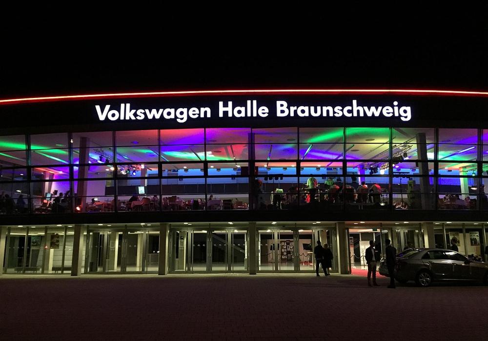 Otto tritt in der VW Halle auf. Foto: pixabay