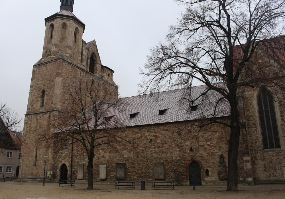 Die Magnikirche. Foto: Alexander Dontscheff