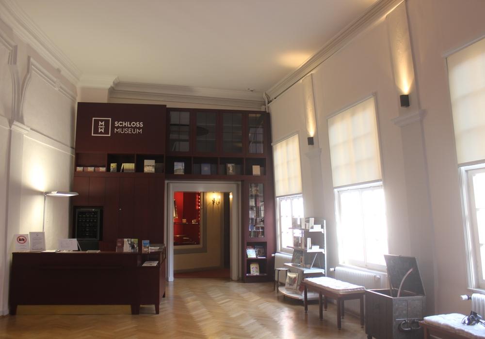 Das Schloss Museum hat am 7. September nicht geöffnet. Foto: Anke Donner