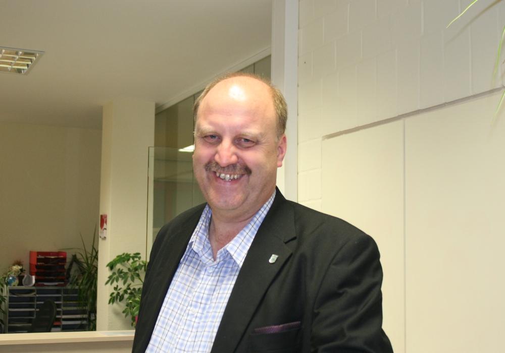 Bürgermeister Andreas Memmert informiert: Der Ortsrat Schladen trifft sich am 30. November. Foto: Anke Donner