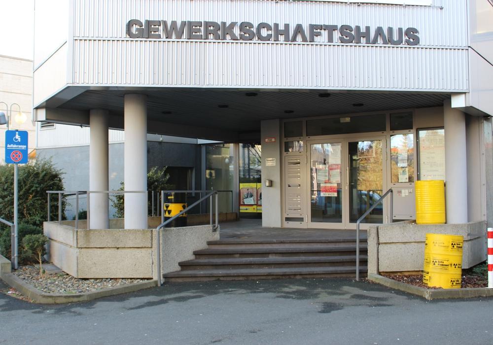 Gewerkschaftshaus Salzgitter. Foto: Alexander Panknin
