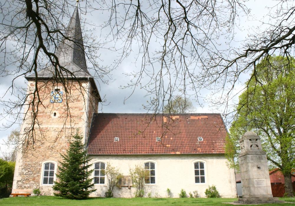 Die Gethsemanekirche in Fümmelse. (Archivbild)