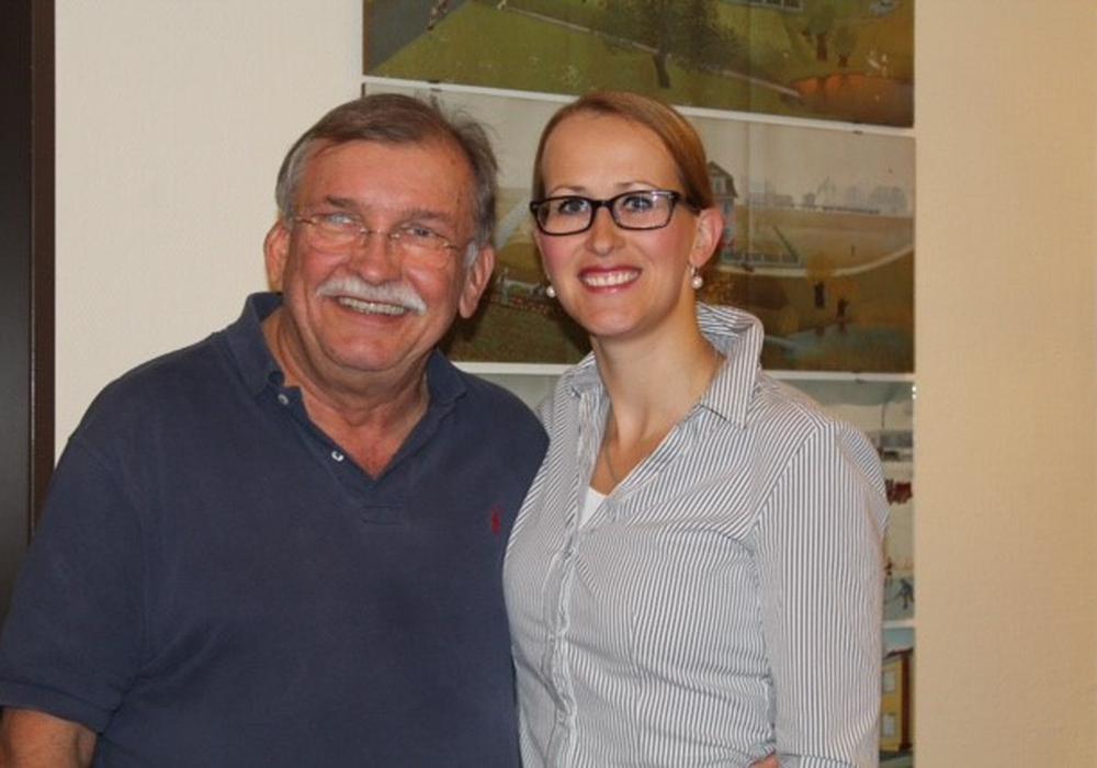 Claus Donner, Dr. Sarah Gänsler-Peter. Foto: Praxis Claus Donner und Dr. Sarah Gänsler-Peter