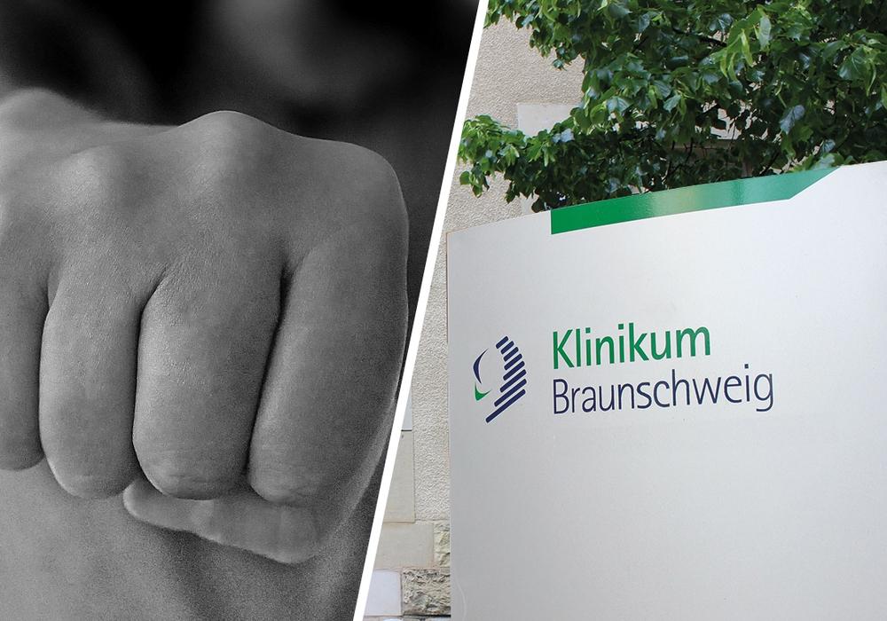Das Klinikum Braunschweig berichtet über die Zahl der Übergriff in den vergangenen vier Jahren. Symbolfoto: Alexander Panknin/Archiv