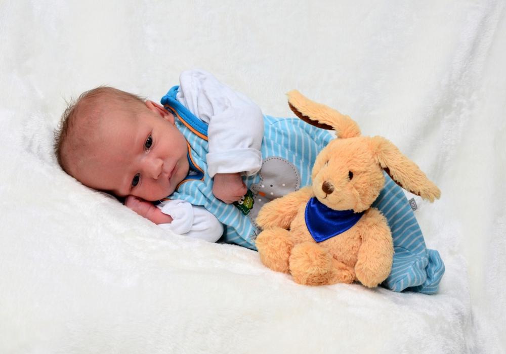 Willkommen: Finn Lucas. Foto: Babysmile24.de