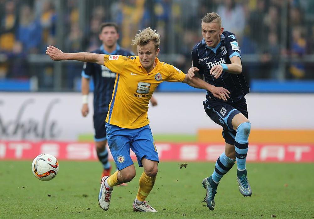 Omladic verlässt Eintracht Braunschweig. Foto: Agentur Hübner