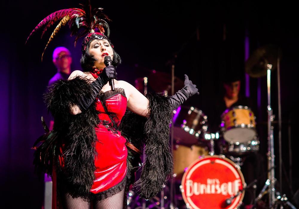 "Am Samstagabend heißt es im Lessingtheater ""Let's Burlesque!"" Foto: thepaulgreen.com"