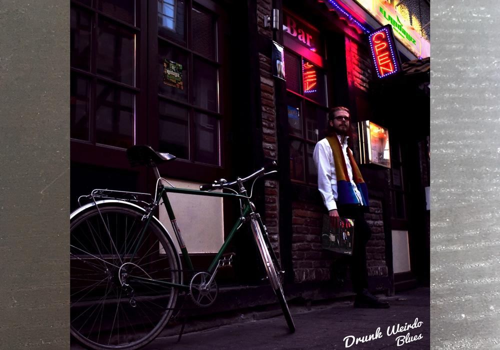 """Drunk Weirdo Blues"" heißt die neue EP der Wolfenbütteler Band El Andaluz. Foto: El Andaluz"