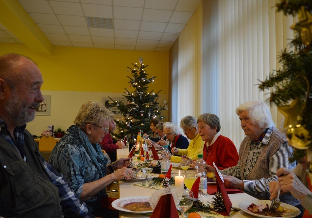 Erstes Seniorentreffen in diesem Jahr. Foto: Privat