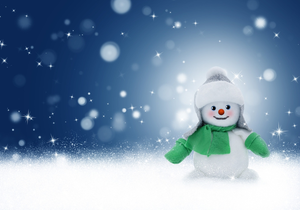 """""""Prinzipiell ist Schnee zu Weihnachten möglich, aber zumindest in Norddeutschland sehr selten."""" Symbolbild: pixabay"""
