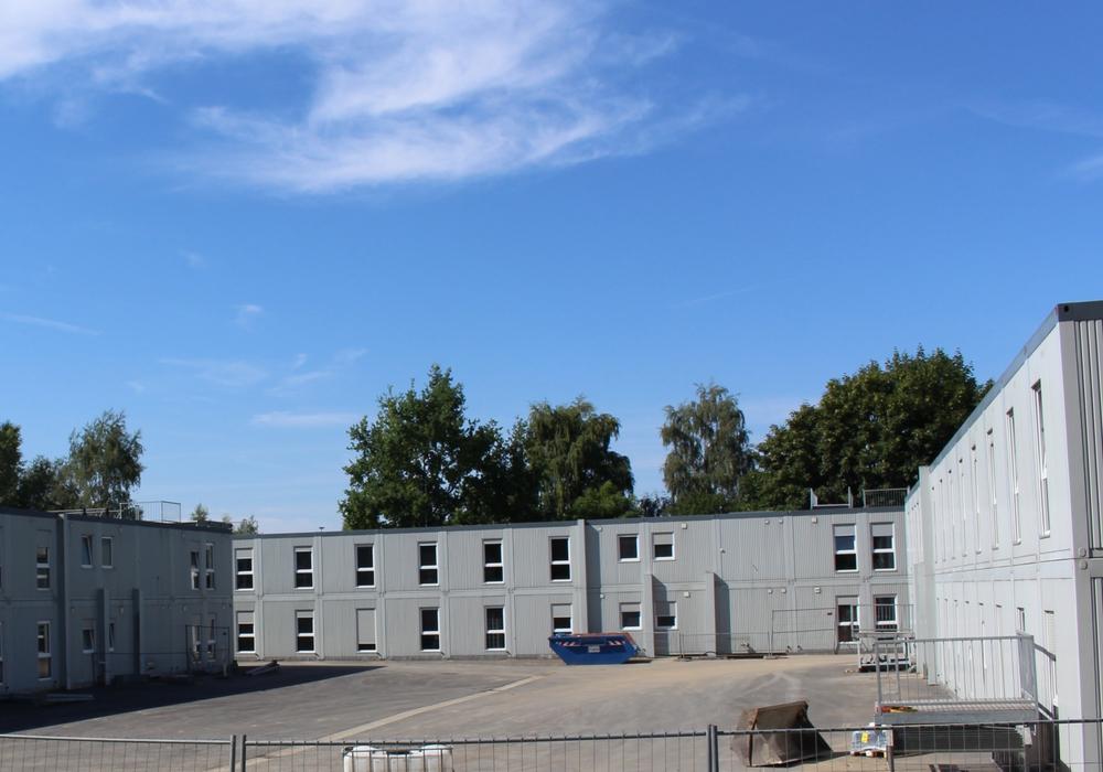 Auch Wolfenbüttel greift mittlerweile auf eine zentrale Unterbringung der Flüchtlinge zurück um noch weitere Menschen unterbringen zu können. Foto: Jan Borner