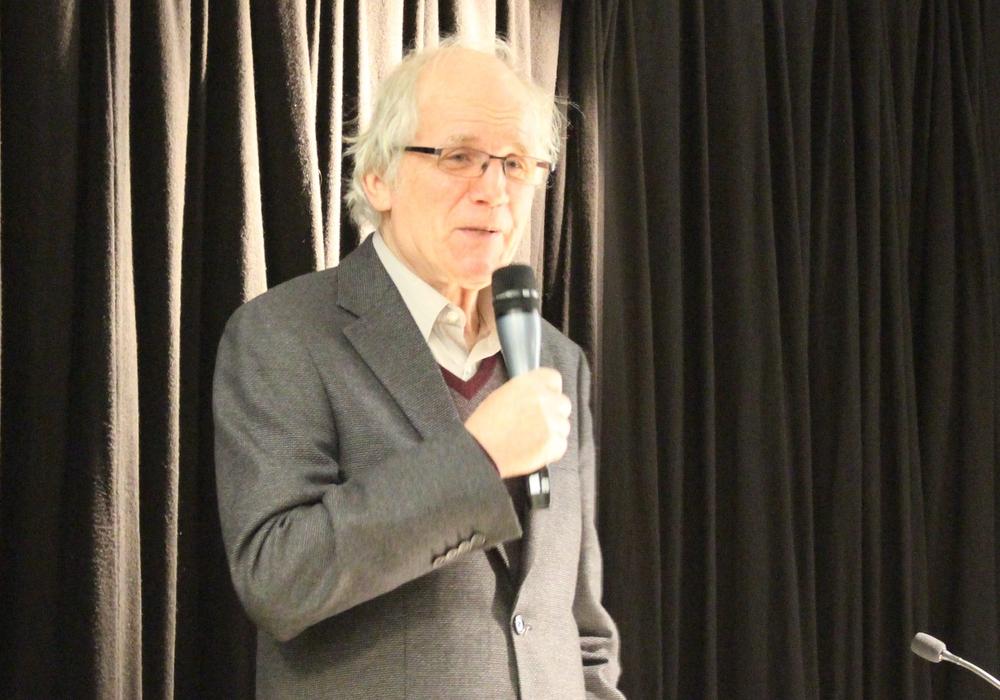 Pastor Alexander Rose. Fotos (2): Frederick Becker
