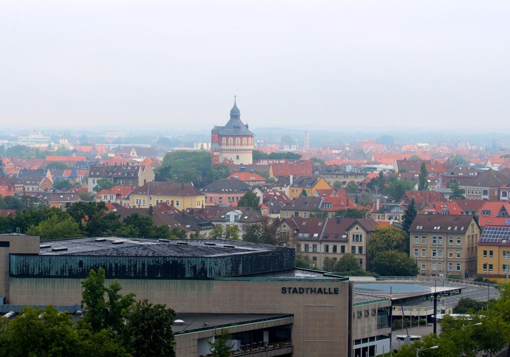 Stadthalle in Braunschweig. Foto: Rühland/Archiv