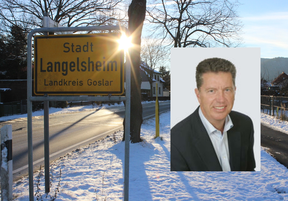 Fraktionsvorsitzender Michael Bachmann möchte Langelsheim lebenswerter machen. Foto: Anke Donner   / Stadt Langelsheim