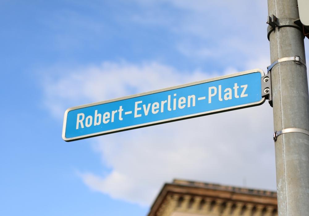 Der Robert-Everlien-Platz wird künftig in Parkzone II fallen.