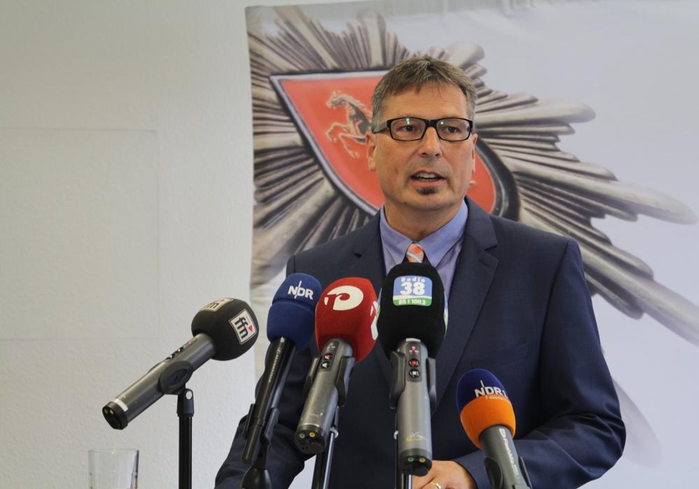 Braunschweigs Polizei-Präsident Michael Pientka steht weiterhin in der Kritik. Foto: Werner Heise