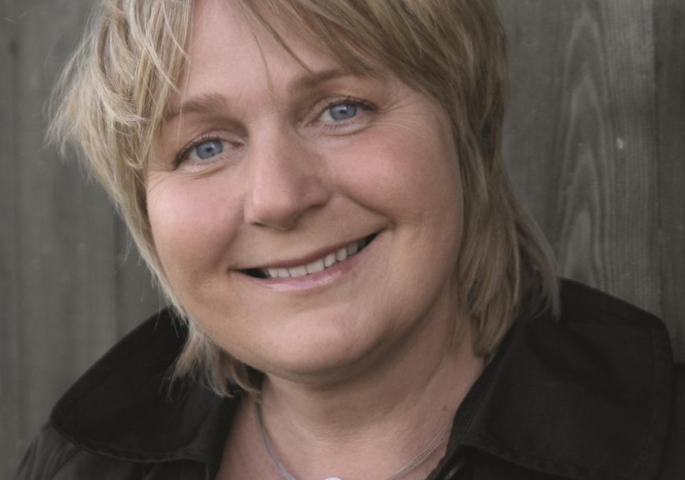 Maja Nielsen liest für Kinder. Foto: Gerstenberg-Verlag