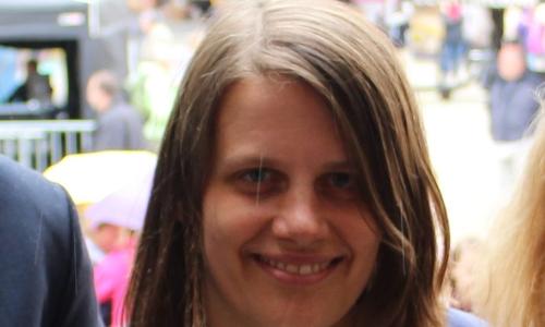 Die Landtagsabgeordnete Julia Willie Hamburg.