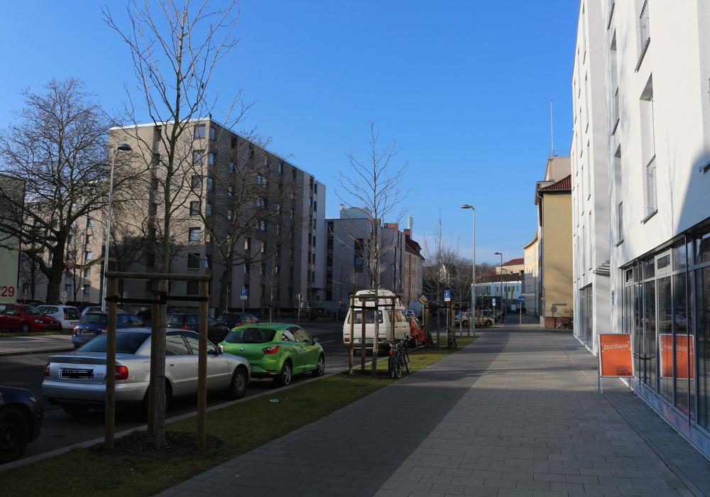 Das Veranstaltungshaus Neue Schule ist auf der Wihlemstraße. Foto: Archiv