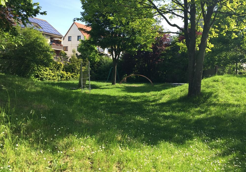 Mit Hilfe der Fanta Spielplatzinitiative soll der pielplatz Bornumer Weg attraktiver gestaltet werden. Foto: Stadt Königslutter