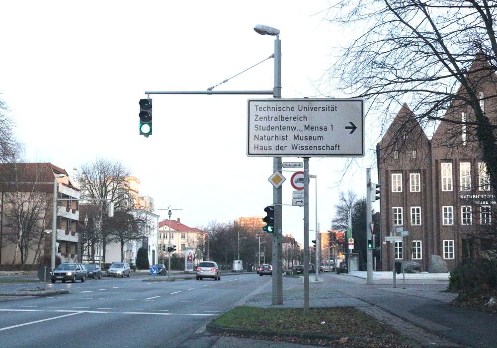 Der Rebenring in Braunschweig. Foto: Robert Braumann