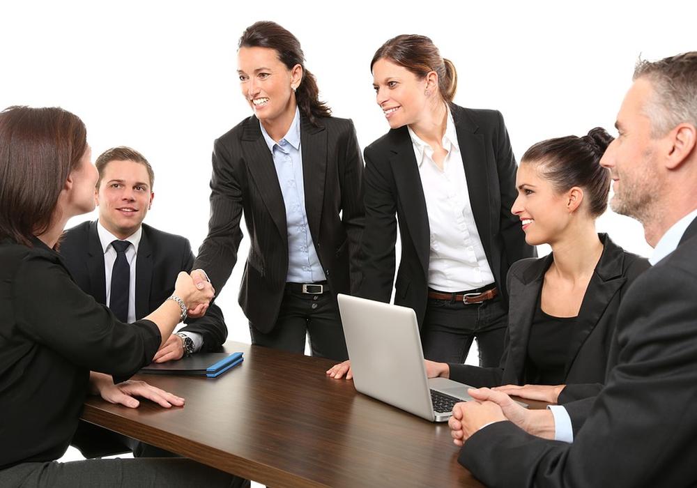 Frauen in Führungspositionen, Gender, männer und Frauen, job, beruf, Symbolbild: Pixabay