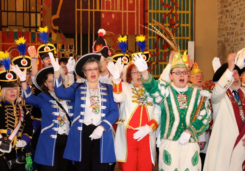 Der Samstag steht mit der Prinzenproklamation und der Eröffnung der Session 2017/2018 ganz im Zeichen des Karnevals. Foto: Archiv