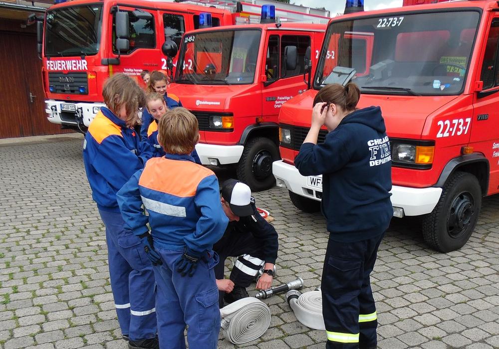Text und Fotos: Presseteam FF SG Oderwald – Felix Kunze