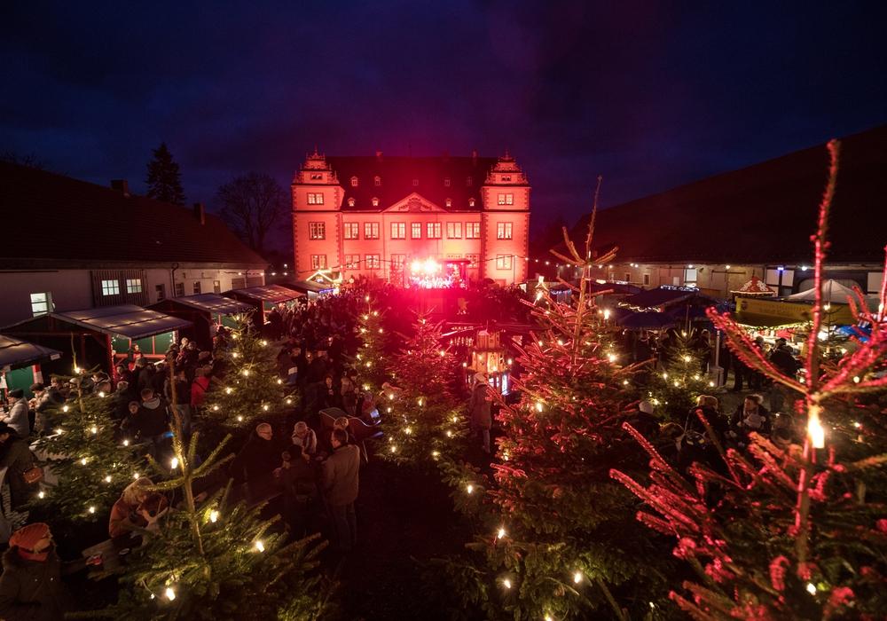 Ein abwechslungsreiches Programm und eine stimmungsvolle Athmosphäre erwartet die Besucher. Foto: Stadt Salzgitter/André Kugellis