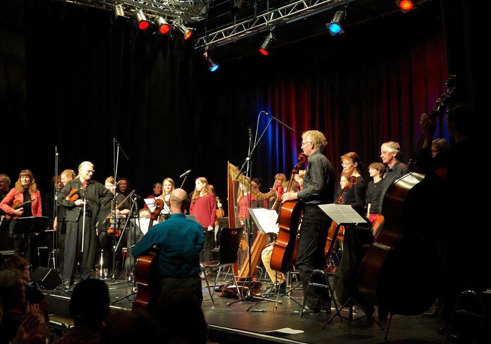 Das Orchester der Brunsviga feiert Jubiläum. Foto: privat