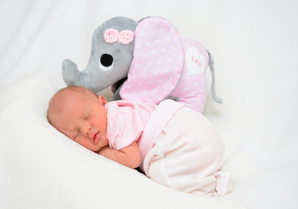 Willkommen, Lea Weitze. Foto: babysmile24.de