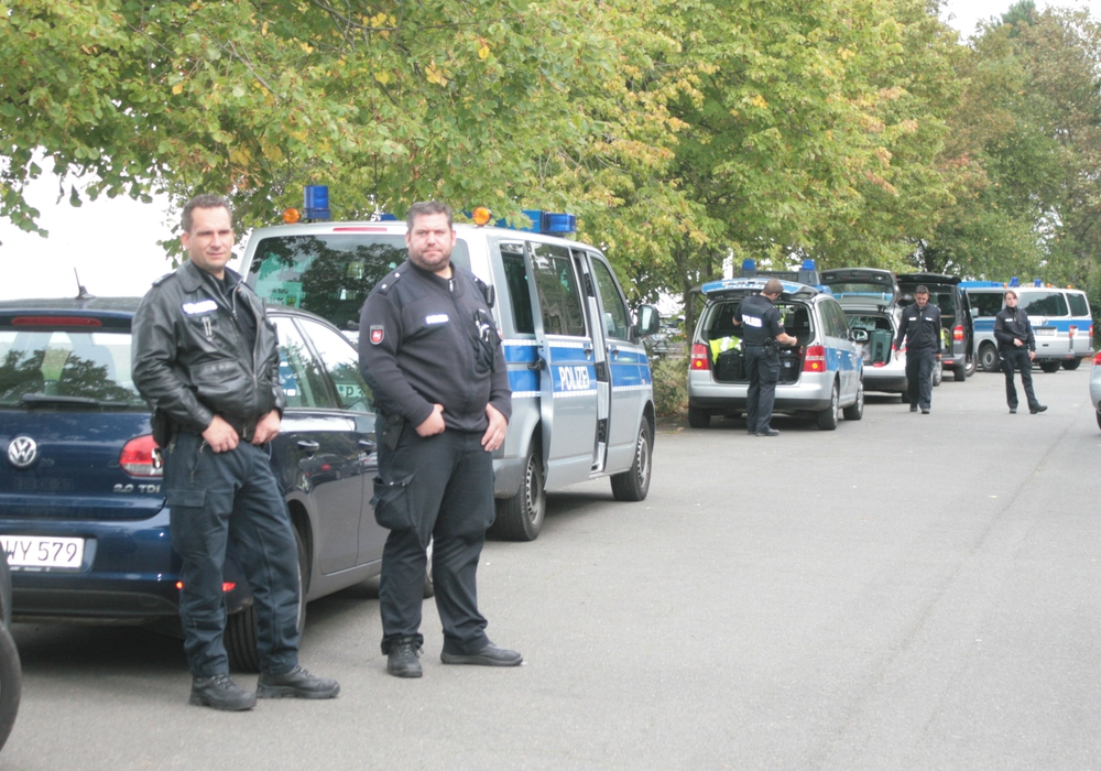 19 Drogentests bei Kontrollen der Peiner Polizei. Symbolfoto: Anke Donner