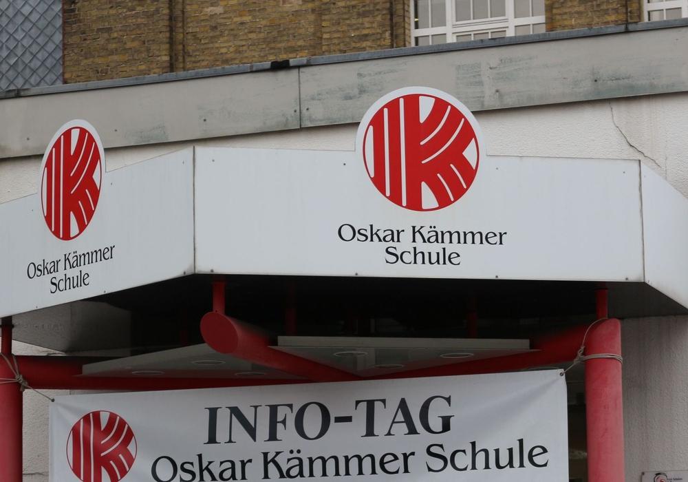 Oskar Kämmer Schule, Foto: Robert Braumann