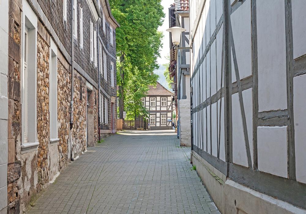 Die Kniggenstraße. Foto: Alec Pein