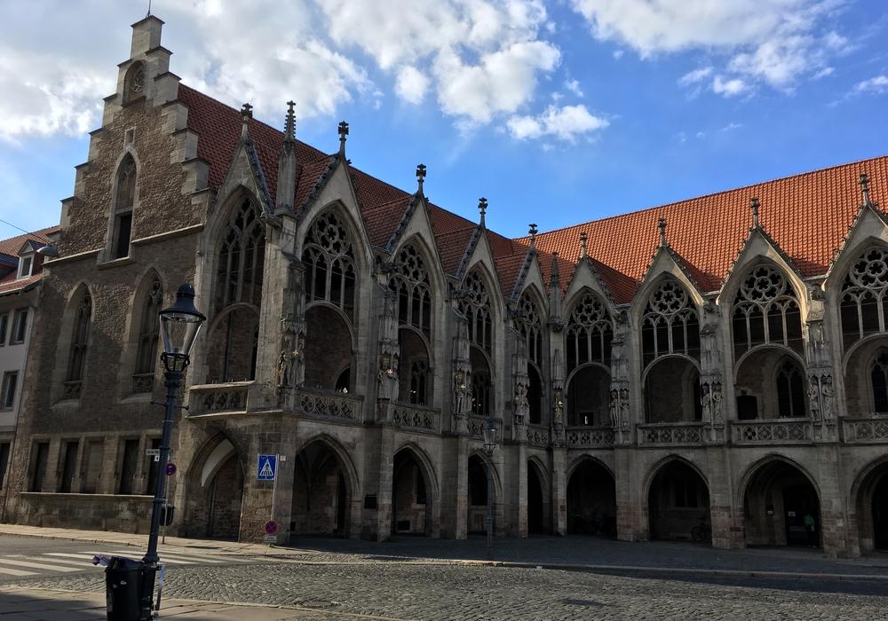 Der Vortrag findet im Altstadtrathaus statt. Foto: Alexander Dontscheff