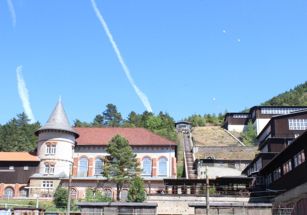 Der Rammelsberg in Goslar. (Archivbild)
