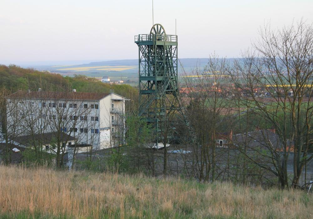 Schacht Asse II. Foto: privat