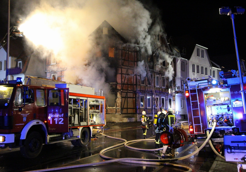 Der Brand in der Zickerickstraßen wirft bis heute Fragen auf. Foto: Rudolf Karliczek