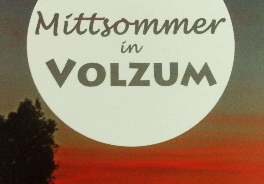 Aufgrund der tollen Beteiligung und der positiven Rückmeldungen wird in Volzum am 11.Juni ab 19 Uhr auf dem Hof der Familie Löhr (Am Nachtbleek 1) wieder Mittsommer gefeiert - ein Fest mit Nachbarn, Freunden und Gästen. Foto: Marion Köchy