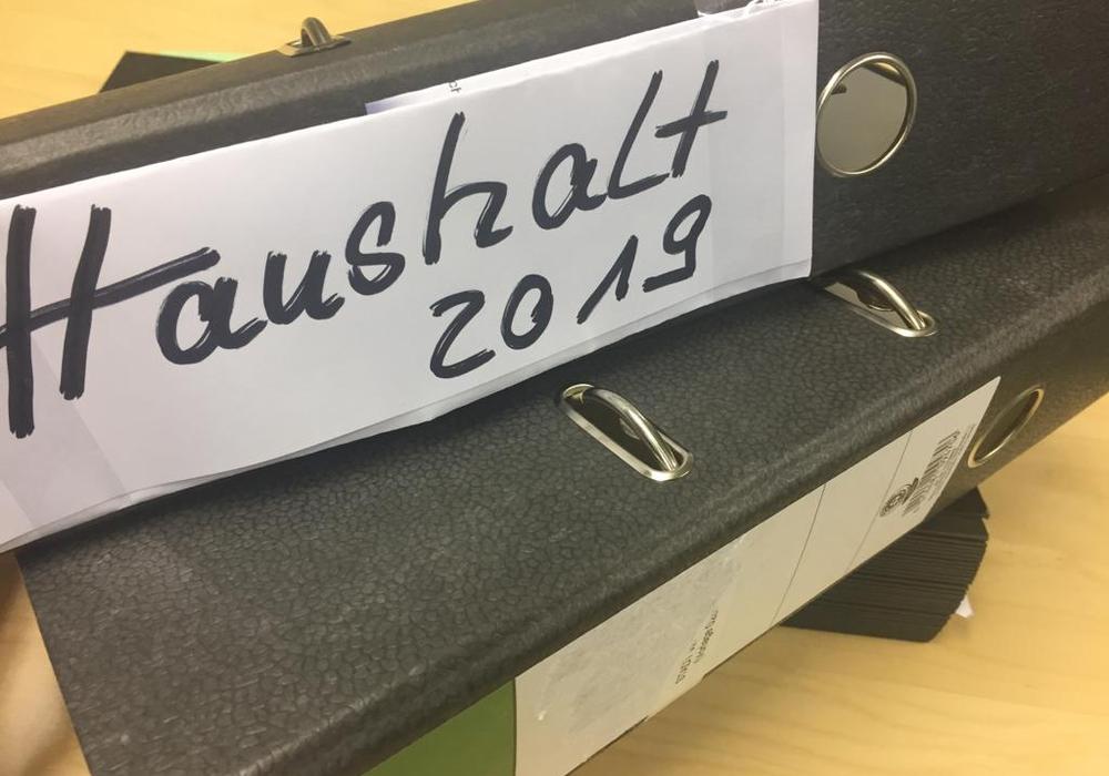 Die CDU will den Haushalt 2019 nicht mittragen. Symbolfoto: Anke Donner