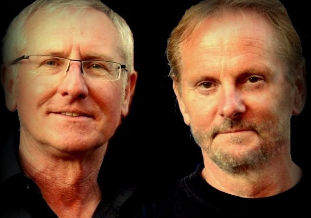 Das Duo SAITENWIND spielt live im Till Eulenspiegel-Museum. Foto: Saitenwind