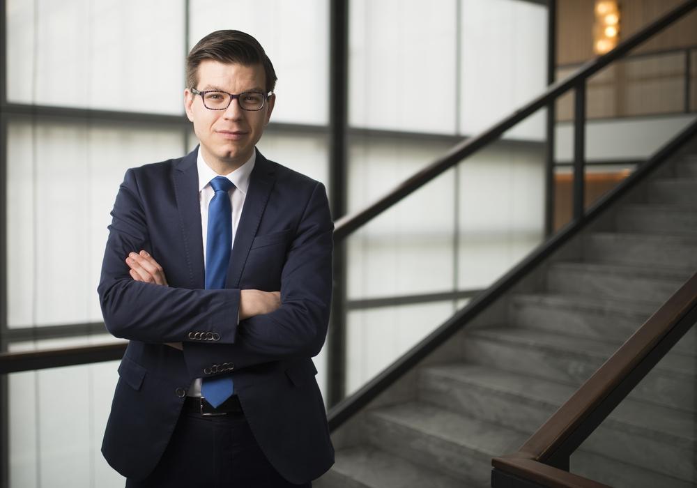 Björn Försterling. Foto: Nigel Treblin