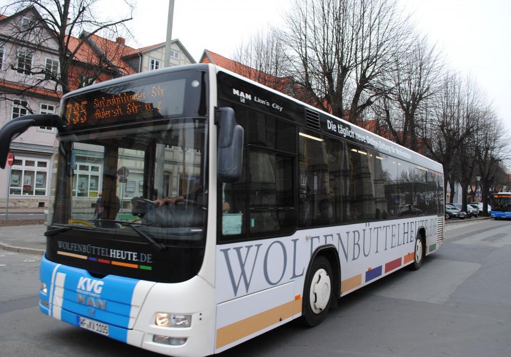Ab kommenden Montag werden Busse der Regio-Linie 420 umgeleitet. Symbolbild: RegionalWolfenbüttel.de