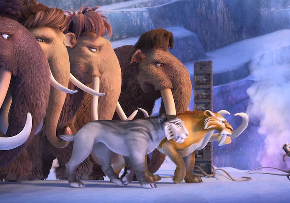 Mitglieder des Sommerleseprogramms wollen gemeinsam 3D-Film schauen. Foto: 20th Century Fox