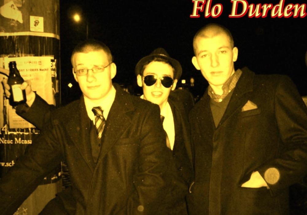 """Cover von """"Es kommt immer anders, als du denkst"""" Foto: Flo Durden"""