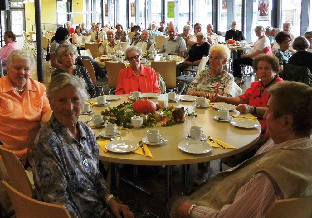 Der CDU-Kreisverband, und die Frauen und Senioren-Union hatten zum Erntedankfest eingeladen. Fotos Meißler