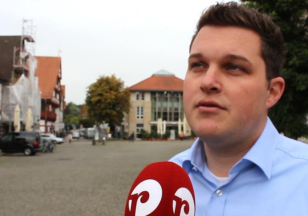 Ein Tag mit Philipp Raulfs. Foto: regionalHeute.de