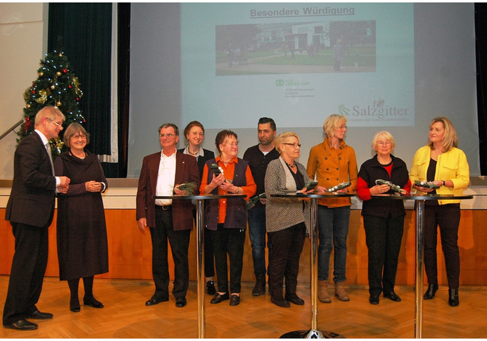 14. Tag des Ehrenamts Foto: Stadt Salzgitter