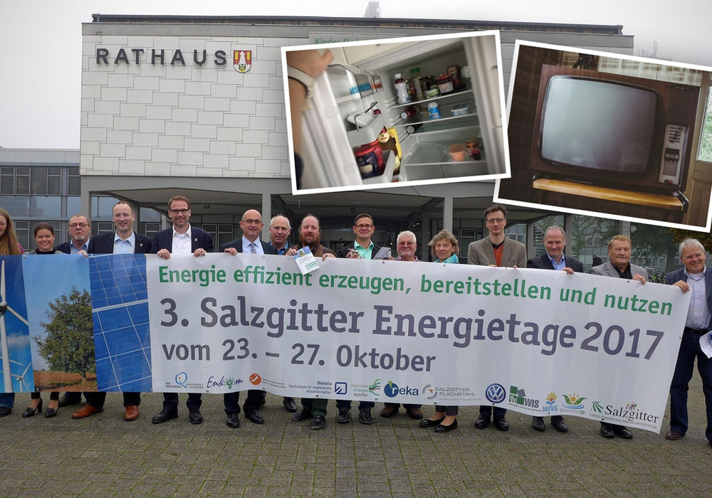 Auf den 3. Energietagen ruft die Stadt zum Energiesparen auf. Foto: Stadt Salzgitter; pixabay